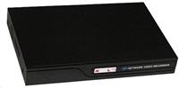 XtendLAN IP rekordér NVR-1602Fv2,počet kamer:4x3Mpix/16x2Mpix/20x1,3Mpix,2xHDD,HDMI/VGA výstup,ONVIF,1U,4+2 IO alarm, CZ