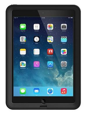 LifeProof Fre odolné pouzdro pro iPad Air, černé