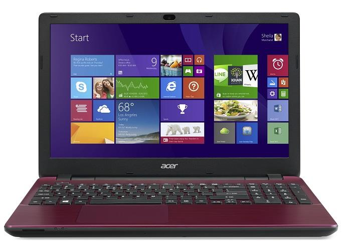 Acer Aspire E15 15,6/i3-4005U/8G/1TB/W8.1 purple