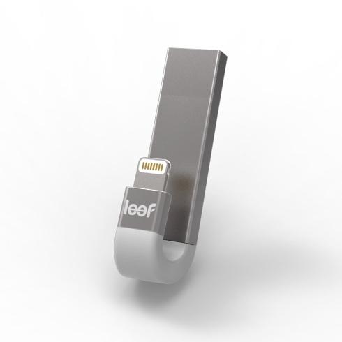 Leef iBridge 3 White 32GB - Silver