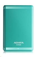 """ADATA HV100 1TB External 2.5"""" HDD modrý"""