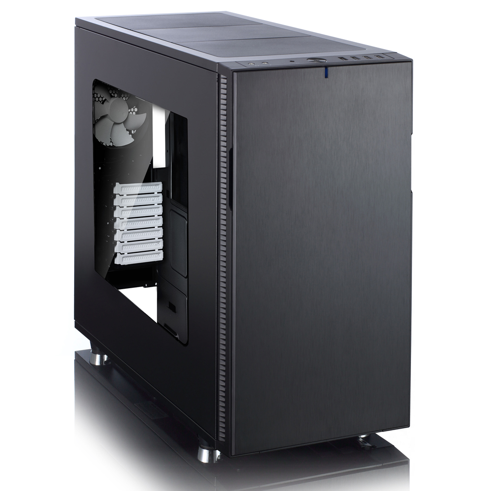 Fractal Design Define R5 černá (průhledný bok)
