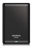 """ADATA Externí HDD 500GB 2,5"""" USB 3.0 DashDrive HV100, G-sensor, černý"""