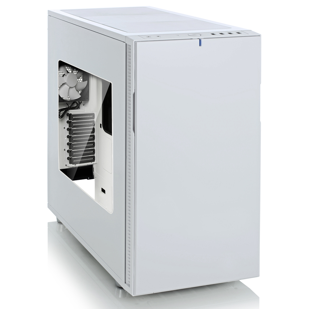Fractal Design Define R5 bílá (průhledný bok)