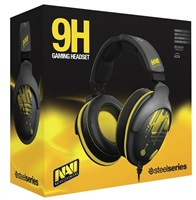 Steelseries herní sluchátka 9H Headset - NaVi Team Edition