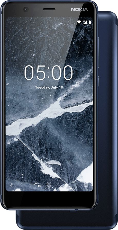 Nokia 5.1 Single SIM Blue