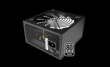 Zdroj Tacens ATX RADIX VII 600W 80 PLUS SILVER