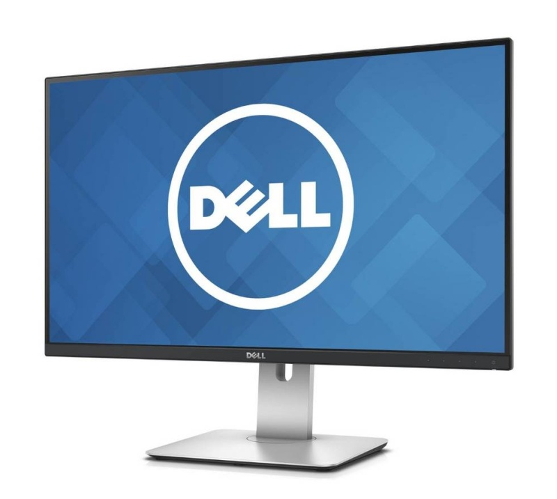 "Dell UltraSharp U2715H 27"" WQHD(2560x1440) 6ms/1000:1/2xHDMI/DP/mini DP/USB 3.0/IPS panel/tenký rámeček/cerny"