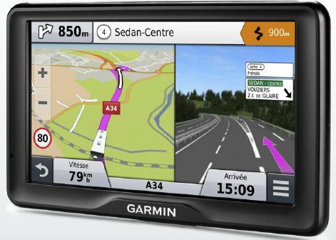 Garmin GPS navigace Camper760T-D Lifetime Europe45