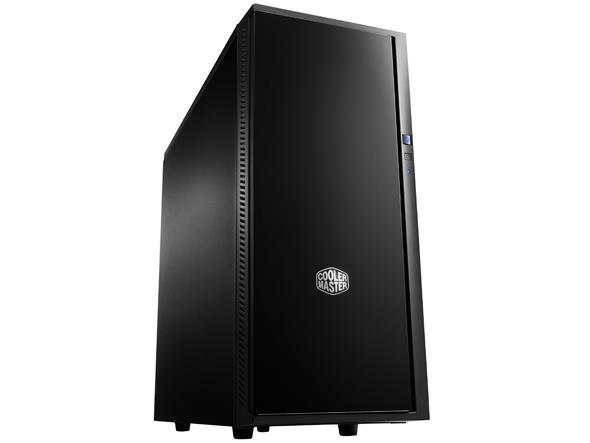 Cooler Master PC skříň Silencio 452 černá (bez zdroje)