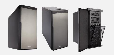 Corsair PC skříň Carbide Series™ 330R Titanium Edition