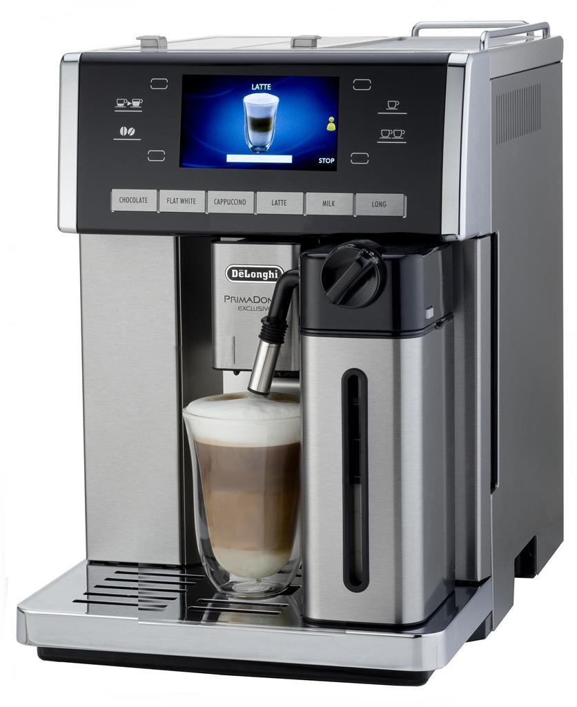 Kávovar Delonghi ESAM6900.M   stříbrný