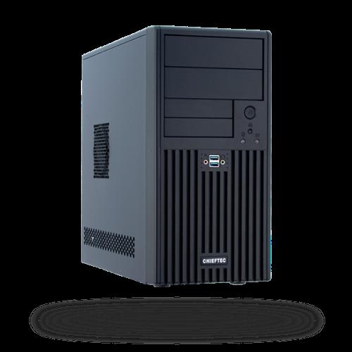 Chieftec case BD-02B-U3-500GPB, 500W 80+ BRONZE