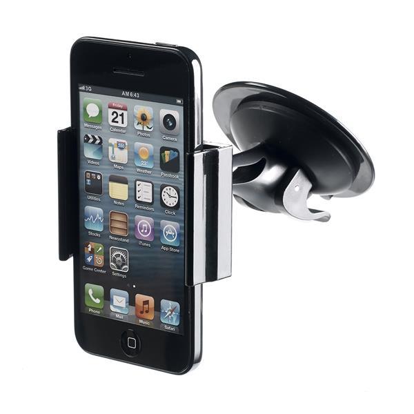 Celly FLEX univerzální držák do auta pro smartphony, 85mm