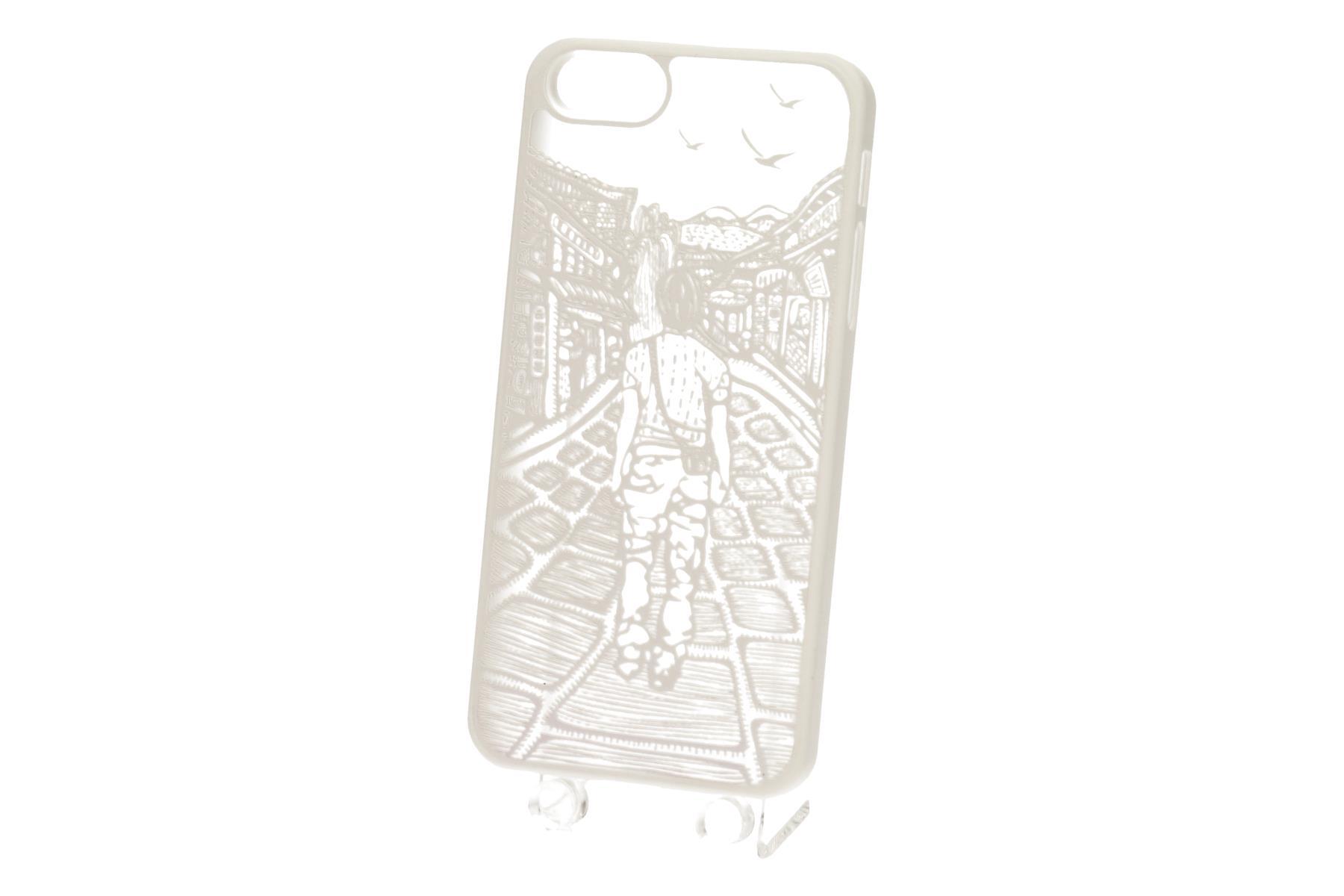 TB Touch pouzdro pro Iphone 5/5S bílá