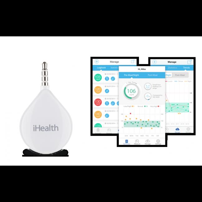 iHealth Align BG1 Smart glukometr