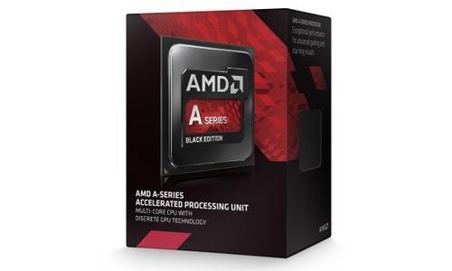 AMD APU A10-7870K, Quad Core, 3.90GHz, 4MB, FM2+, 28nm, 95W, VGA, BOX, BE
