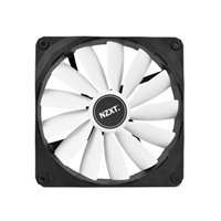 NZXT FZ Airflow Fan ventilátor LED 140x140x25mm
