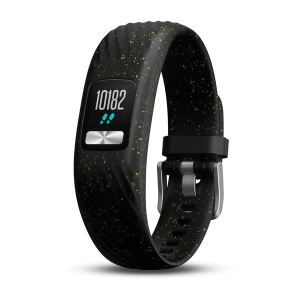 Garmin Vivofit 4, Black/Speckle - (Strap Medium)