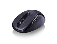 RAPOO Myš 7100p USB optická, bezdrátová, černá