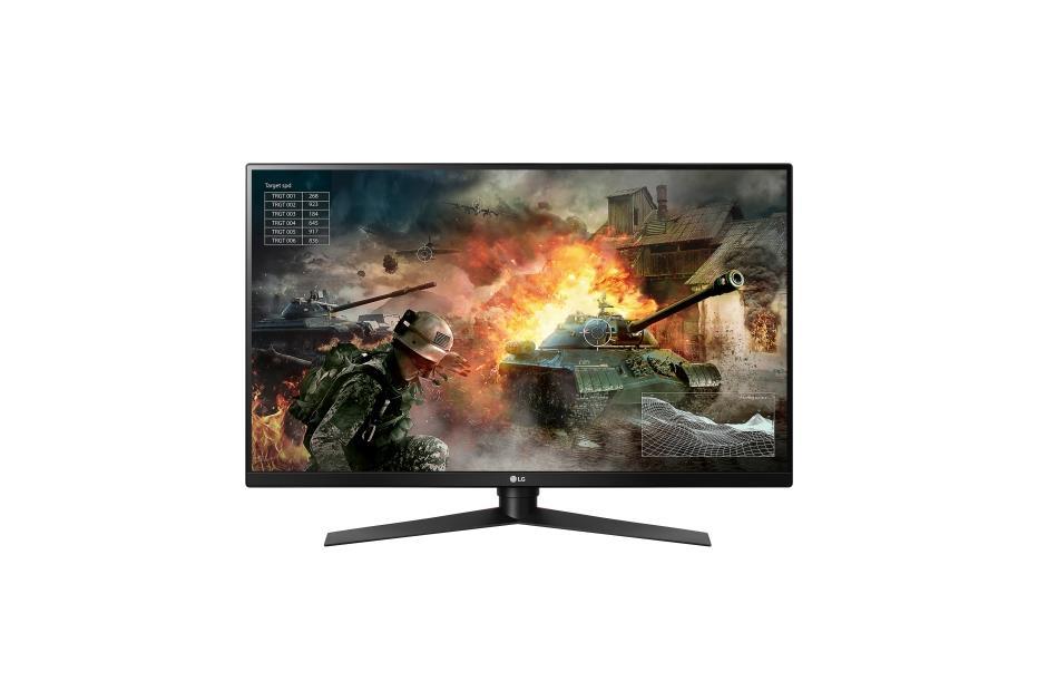 LG Monitor LCD 32GK850G-B 32'', VA, QHD, 5ms, HDMI, DP