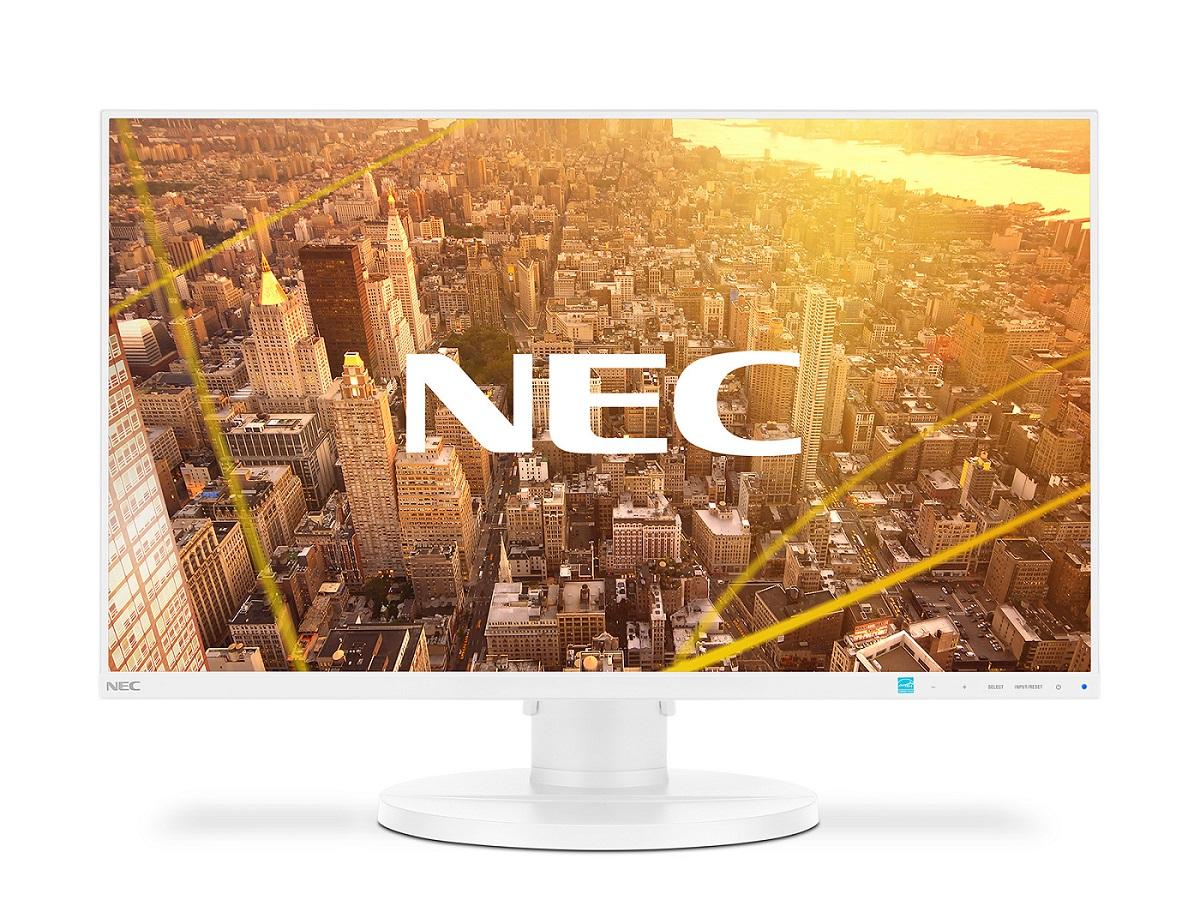 """27"""" LED NEC E271N,1920x1080,IPS,250cd,130mm,WH"""
