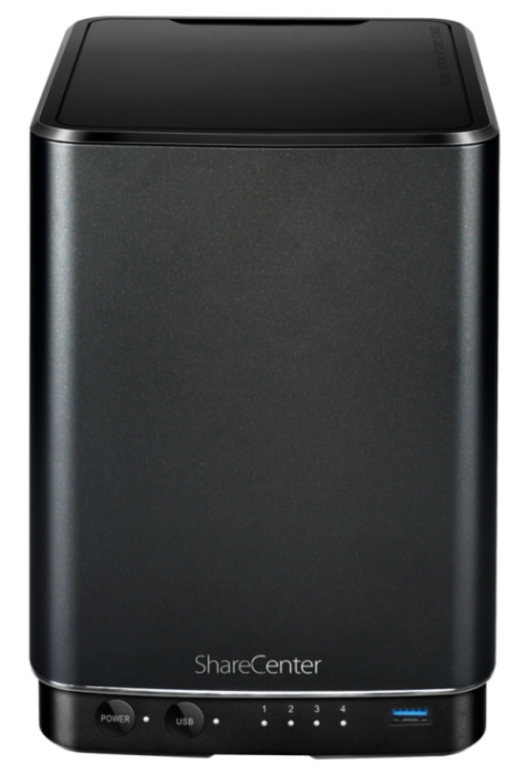 D-Link DNS-340L ShareCenter™+ 4-Bay Cloud Network Storage Enclosure