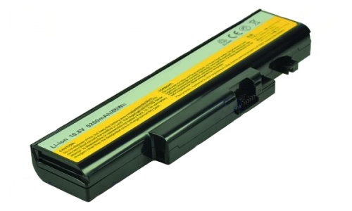 2-Power baterie pro IBM/LENOVO IdeaPad Y470/Y570 Serie, Li-ion (6cell), 10.8V, 4100mAh