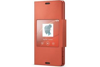 Sony Smart Cover SCR26 pro Xperia Z3 Compact Orang