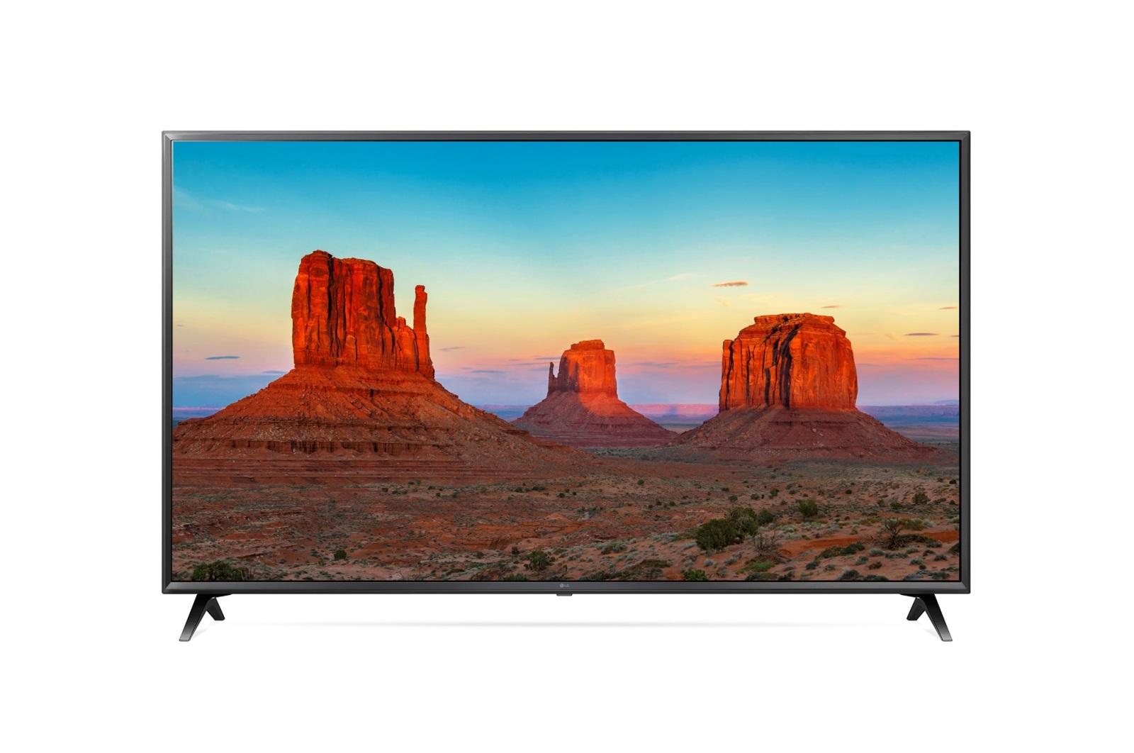 """LG 50UK6300 SMART LED TV 50"""" (125cm) UHD"""