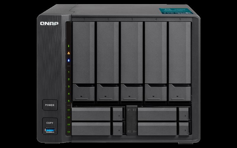 QNAP TVS-951X-2G (hDMI)