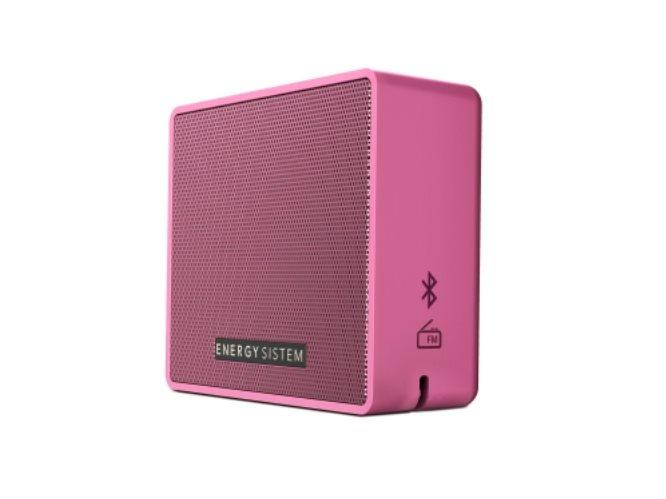 ENERGY Music Box 1+ Grape, přenosný Bluetooth reproduktor, MP3, FM rádio, audio vstup, 5W