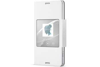 Sony Smart Cover SCR26 pro Xperia Z3 Compact White