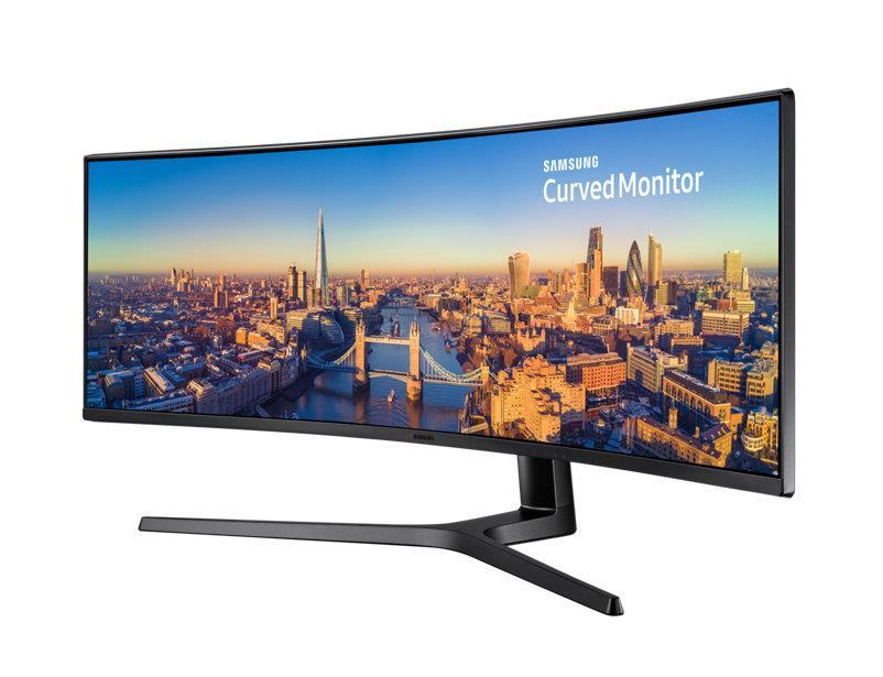 """49"""" Samsung LC49J890DKUXEN,VA, HDMI,DP,USB"""