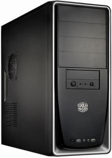 Cooler Master PC skříň Elite 310 černo-stříbrná (bez zdroje)