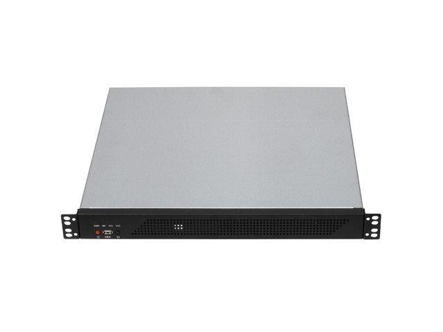 Gembird 19'' Rack-mount server chassis (1U)