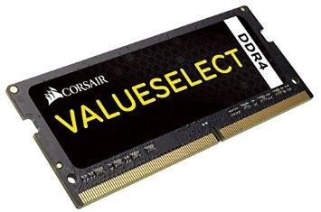 Corsair ValueSelect 16GB 2133MHz DDR4 SODIMM 1.2 V