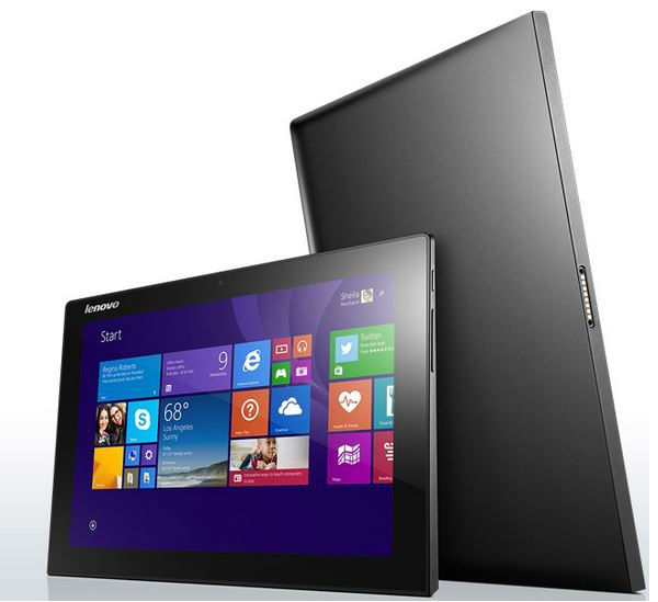 "Lenovo Tablet MiiX 3 Intel Z3735F 1,83GHz/2GB/64GB/10,1"" FHD/IPS/WiFi/cover keyboard/WIN8.1 černý 80HV004NCK"