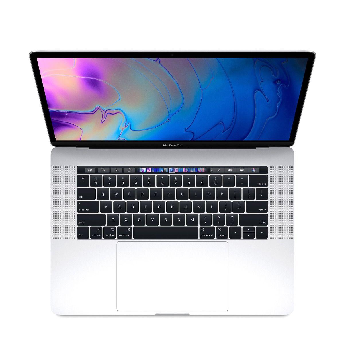 """MacBook Pro 15""""' i7 2.6GHz/16G/512/TB/CZ/Silver"""