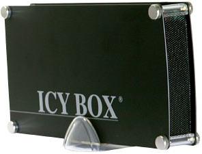 Externí box pro 3.5'' HDD, SATA/IDE do USB2.0, černý