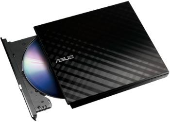 ASUS DVD-/+RW 8x, černá, externí, USB 2.0, Retail
