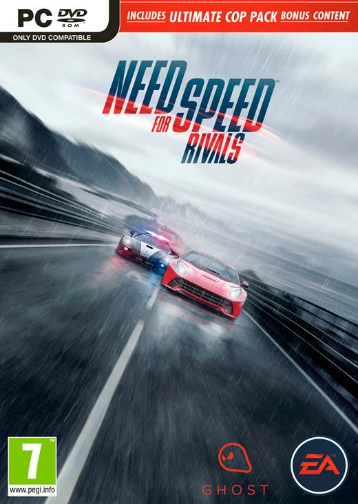 NEED FOR SPEED RIVALS PC CZ/SK/HU