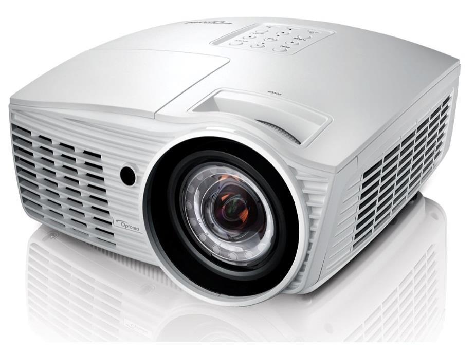 Projektor Optoma EH415ST (DLP, Short Throw; 1080p, 3500; 15000:1)