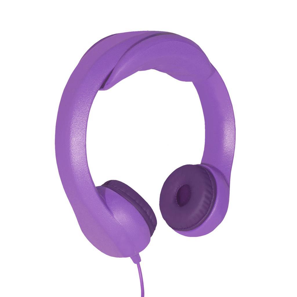 ART Headphones for kids AP-T01v violet