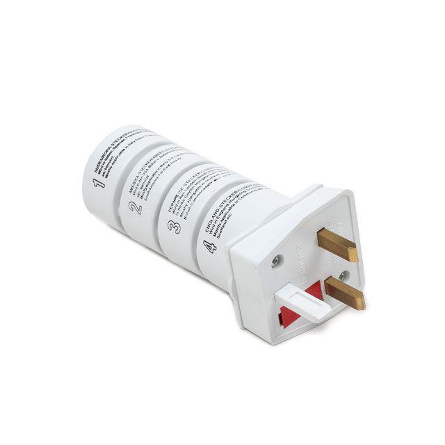 Gembird universal travel adapter plug set; cestovní redukce do zásuvky