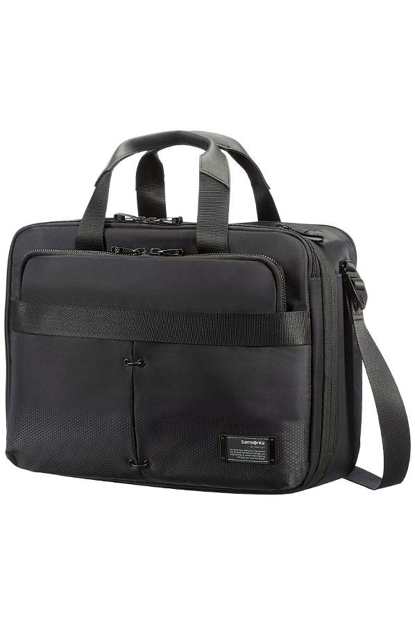 Case SAMSONITE 42V09007 16'' CITYVIBE 3WAY exp. comp, tablet, doc pocket, black