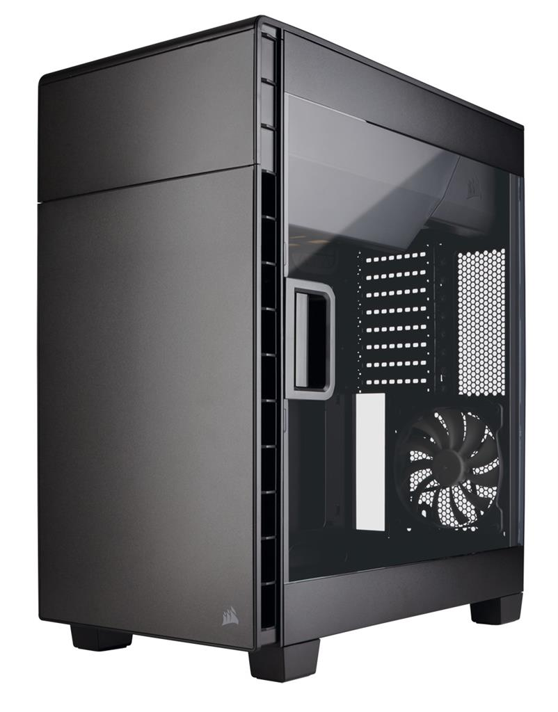 Corsair PC skříň Carbide Series™ Clear 600c ATX Tower C