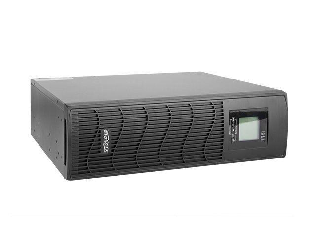 UPS Energenie-Gembird RACK 19'' 3.4U,3000VA,Pure Sine,6xIEC,1xSchuko230V,LCD