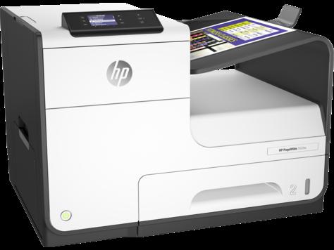 HP PageWide 352dw Printer (A4, 30 ppm, USB 2.0, Ethernet, Wi-Fi)