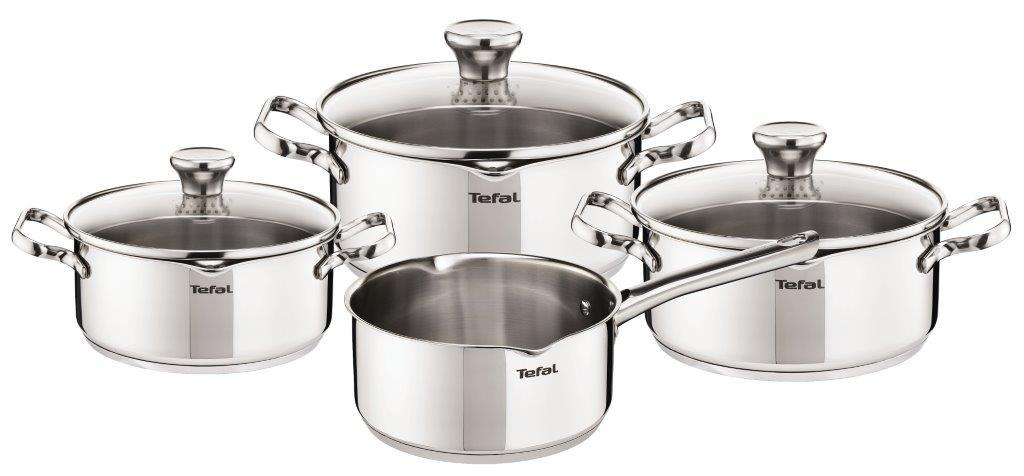 Sets of pots Tefal A705A835 Duetto   7 parts